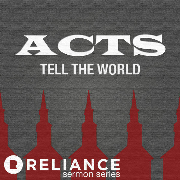 Acts Artwork SERMONS