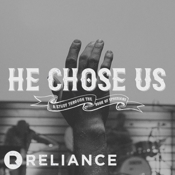 He Chose Us iTunes Artwork SERMONS