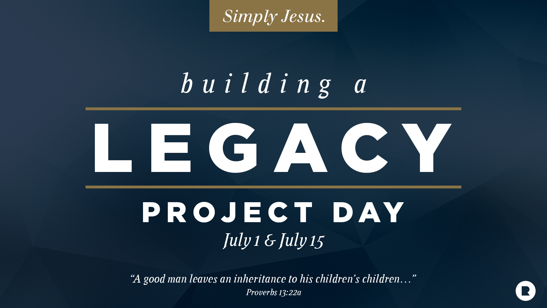 Building-a-Legacy-Project-Day-Slide