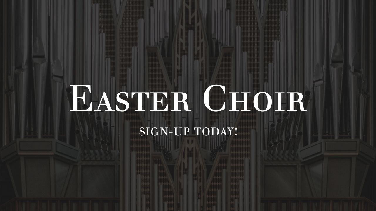 Easter-Choir