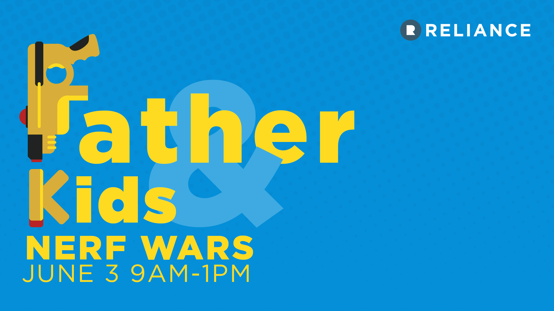 Father-&-Kid-Nerf-Wars