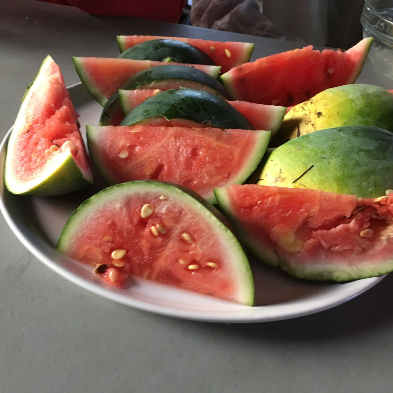 first fruits watermelons