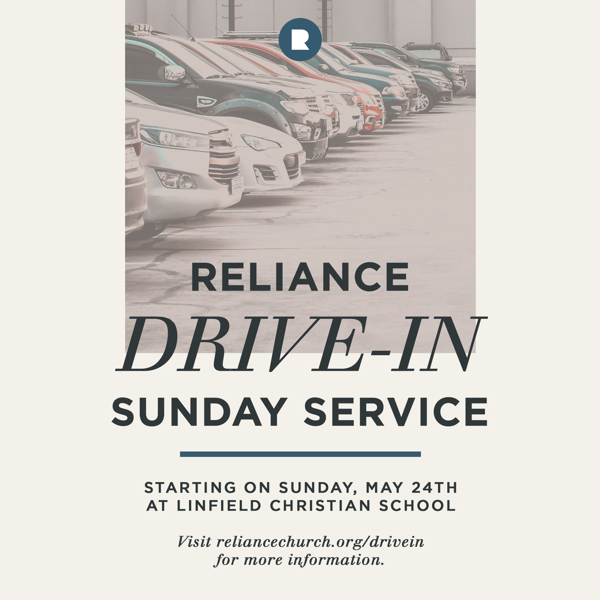 Reliance Drive In Service 1